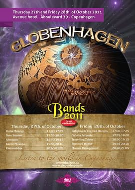 Globenhagen world music festival